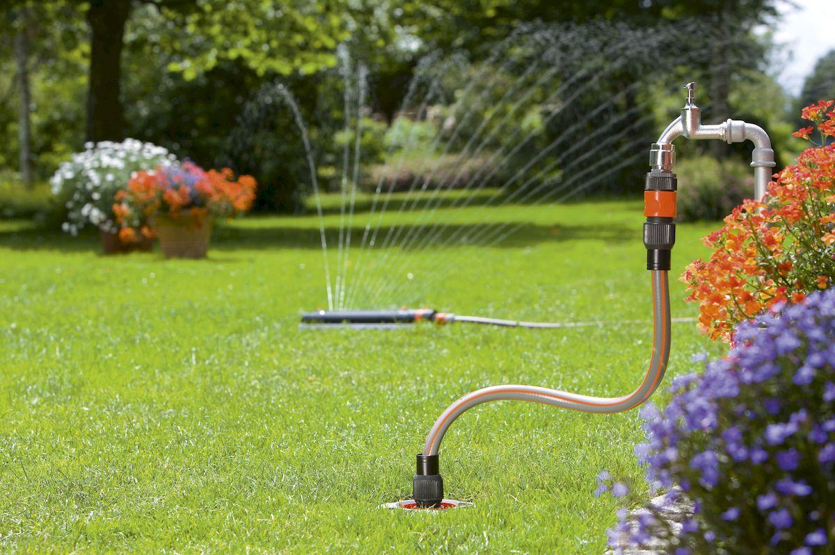 Система полива на садовом участке своими руками