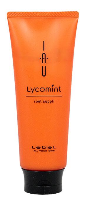Lebel IAU Lycomint Root Suppli - Крем питательный и увлажняющий для кожи головы 200 мл