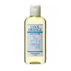 Lebel Cool Orange Шампунь для волос Ультра Холодный Апельсин Hair Soap Ultra Cool 200 мл