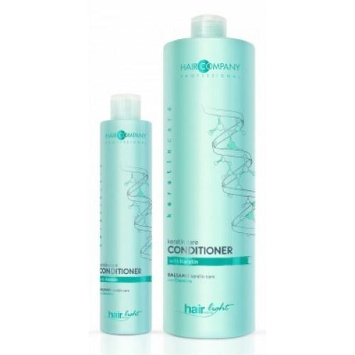 Hair Company Бальзам-уход для волос с кератином Professional Light Keratin Care Conditioner 250 мл (Hair Company Professional)