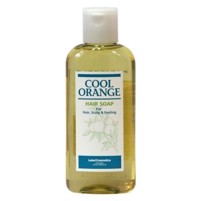 Lebel Cool Orange Шампунь для волос Холодный Апельсин Hair Soap Cool 200 мл