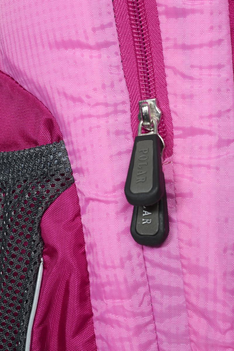 Рюкзак детский городской Polar, 24 л, цвет: розовый. П222-17