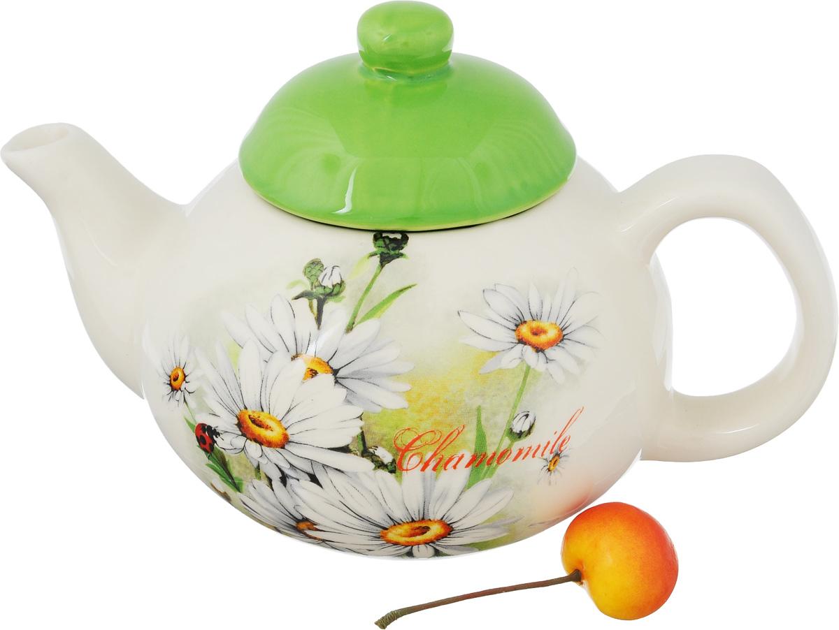 "Чайник заварочный Loraine ""Ромашки"", 700 мл"
