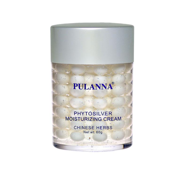 Pulanna Увлажняющий крем на основе био-серебра - Phytosilver Moisturizing 60 г