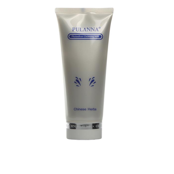 Pulanna Очищающее молочко на основе био-серебра - Phytosilver Cleansing Milk 90 г