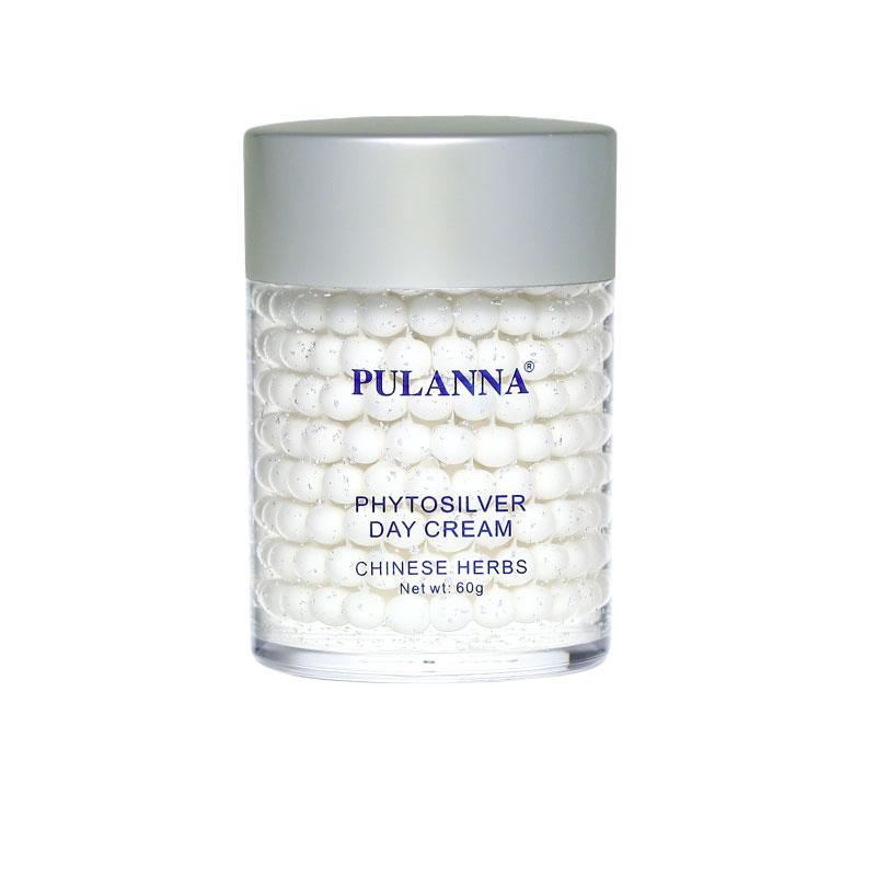 Pulanna Дневной крем на основе био-серебра - Phytosilver Day Cream 60 г