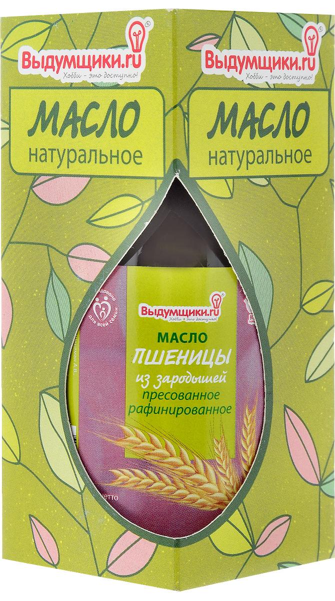 Масло из зародышей пшеницы Выдумщики, рафинированное, 100 г. 2700000001028