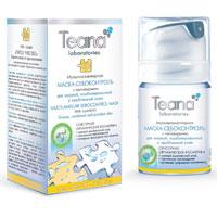 Мультиламеллярная маска-себоконтроль МВ с лактоферрином, 50 мл (Teana)