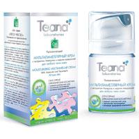 Увлажняющий мультиламмелярный крем СА с экстрактом Императы и морских водорослей, 50 мл (Teana)