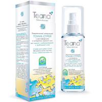 Энергетический матирующий тоник-спрей Teana, для жирной, комбинированной и проблемной кожи, 125 мл