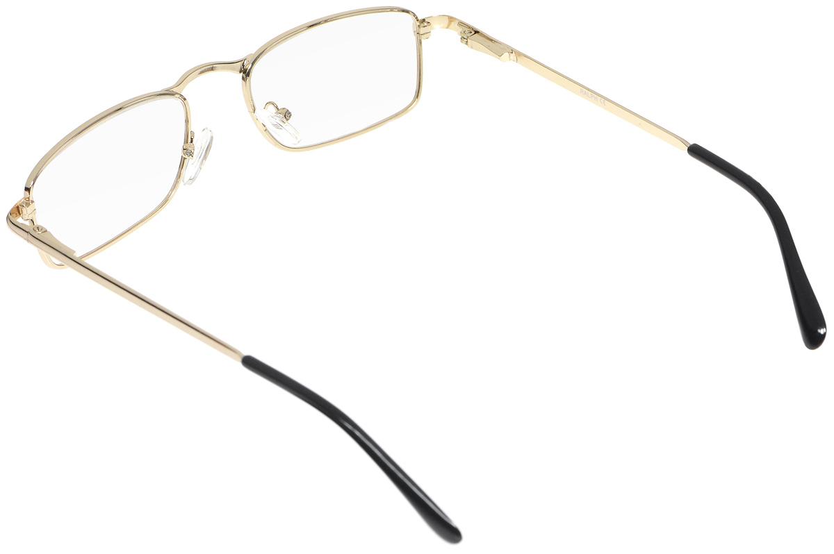 Proffi Home Очки корригирующие (для чтения) 5858 Ralph +1.50, цвет: золотой