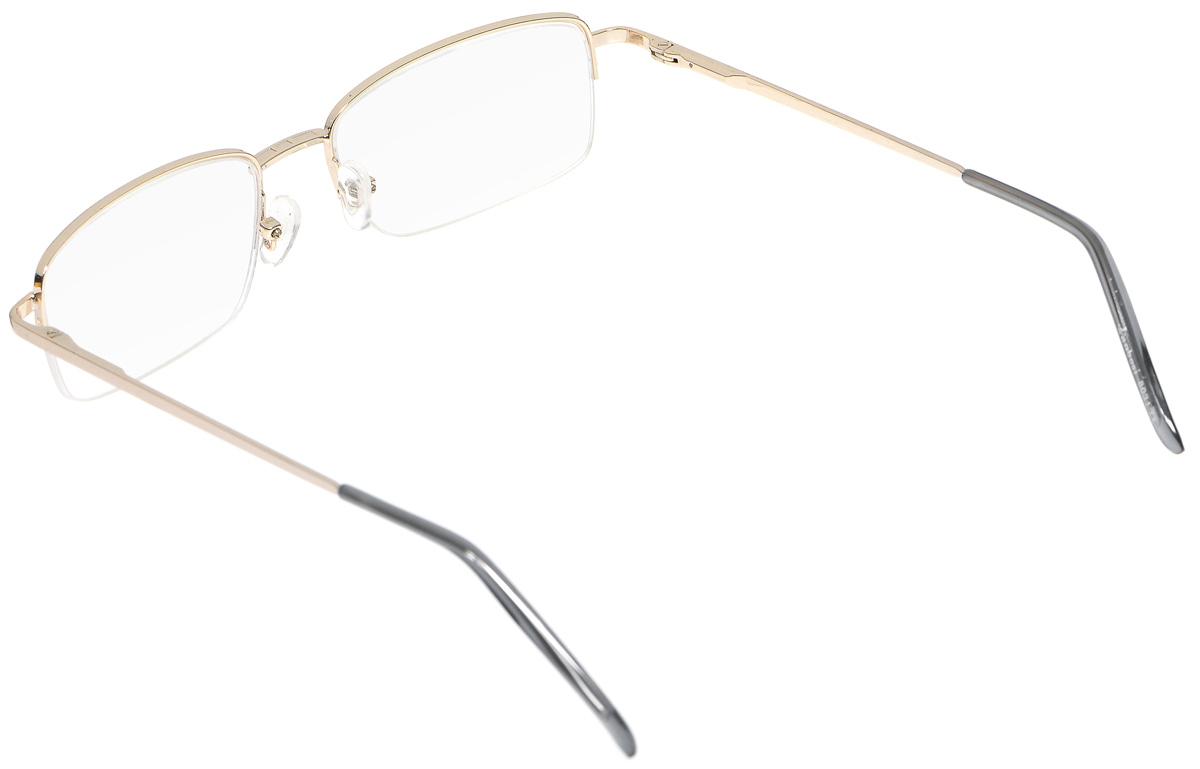 Proffi Home Очки корригирующие (для чтения) 8031 Lanbosi -1.00, цвет: золотой