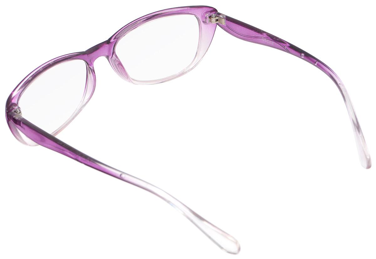 Proffi Home Очки корригирующие (для чтения) 3422 Oscar +3.00, цвет: фиолетовый