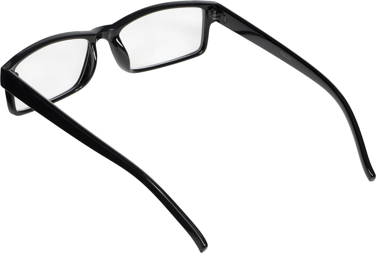 Proffi Home Очки корригирующие (для чтения) 8067 Oscar +1.00, цвет: черный