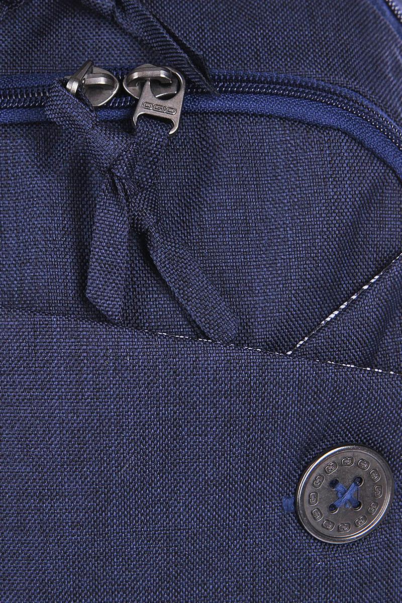 """Рюкзак городской Ogio """"Soho Pack"""", цвет: серо-голубой , 22 л"""