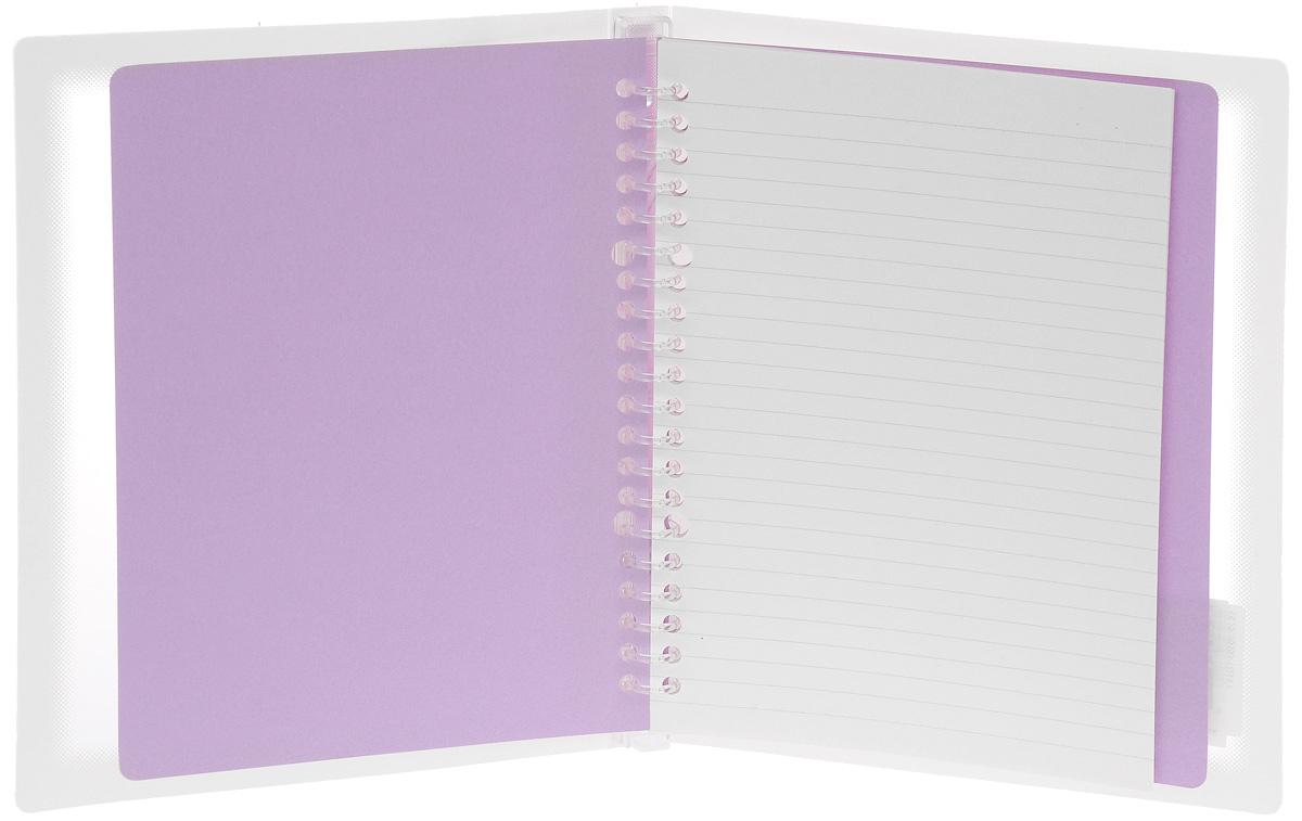 Kokuyo Тетрадь Coloree ru 15 листов в линейку цвет фиолетовый