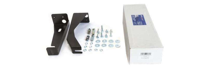 Комплект: защита картера и крепеж Novline-Autofamily FAW V5 2013: 1,5 бензин МКПП - фото 8