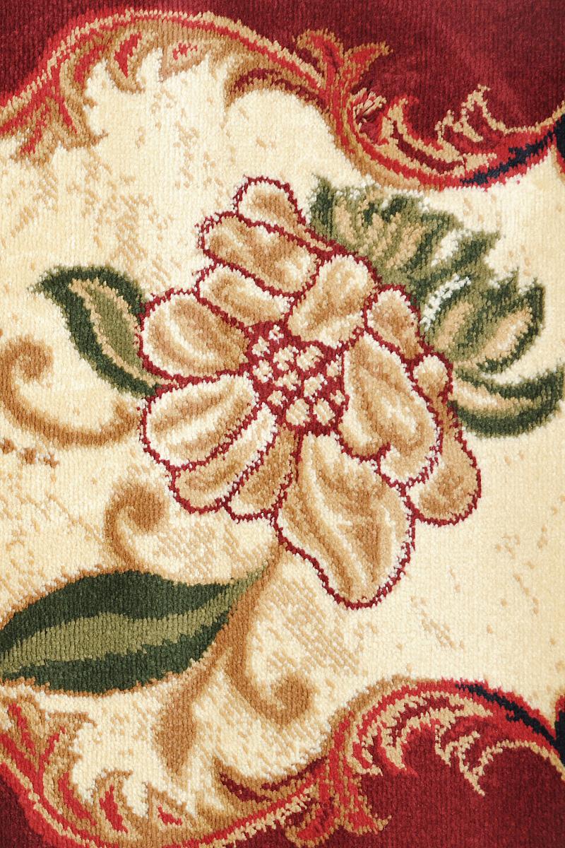"""Ковер """"Kamalak Tekstil"""", прямоугольный, 50 x 100 см. УК-0451"""