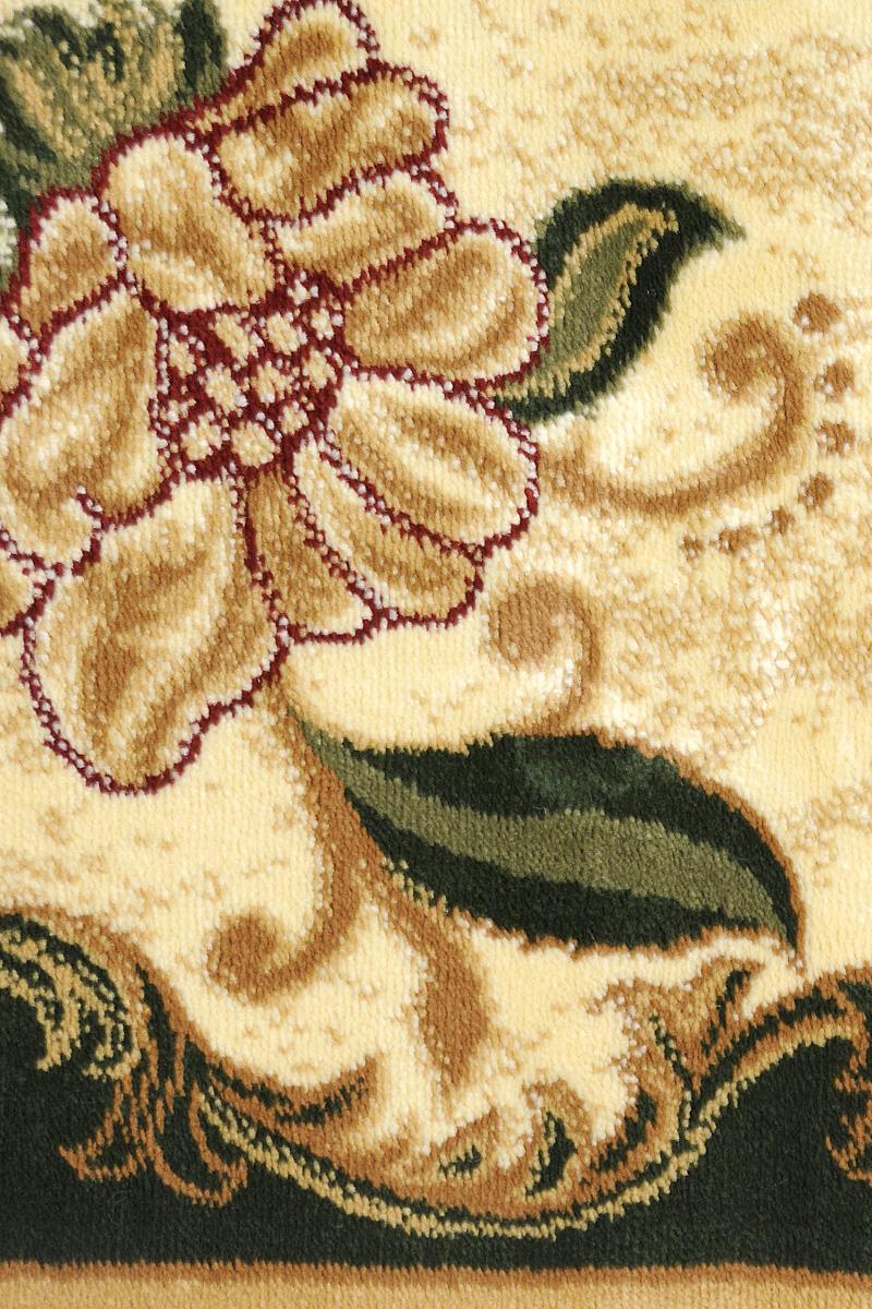 """Ковер """"Kamalak Tekstil"""", прямоугольный, 50 x 100 см. УК-0450"""