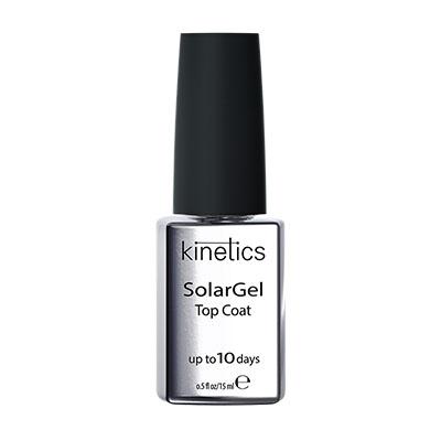Kinetics Верхнее покрытие SolarGel Top Coat, 15 мл