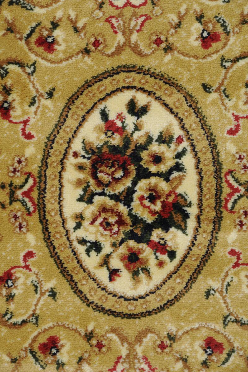 """Ковер """"Kamalak Tekstil"""", прямоугольный, 50 x 100 см. УК-0489"""