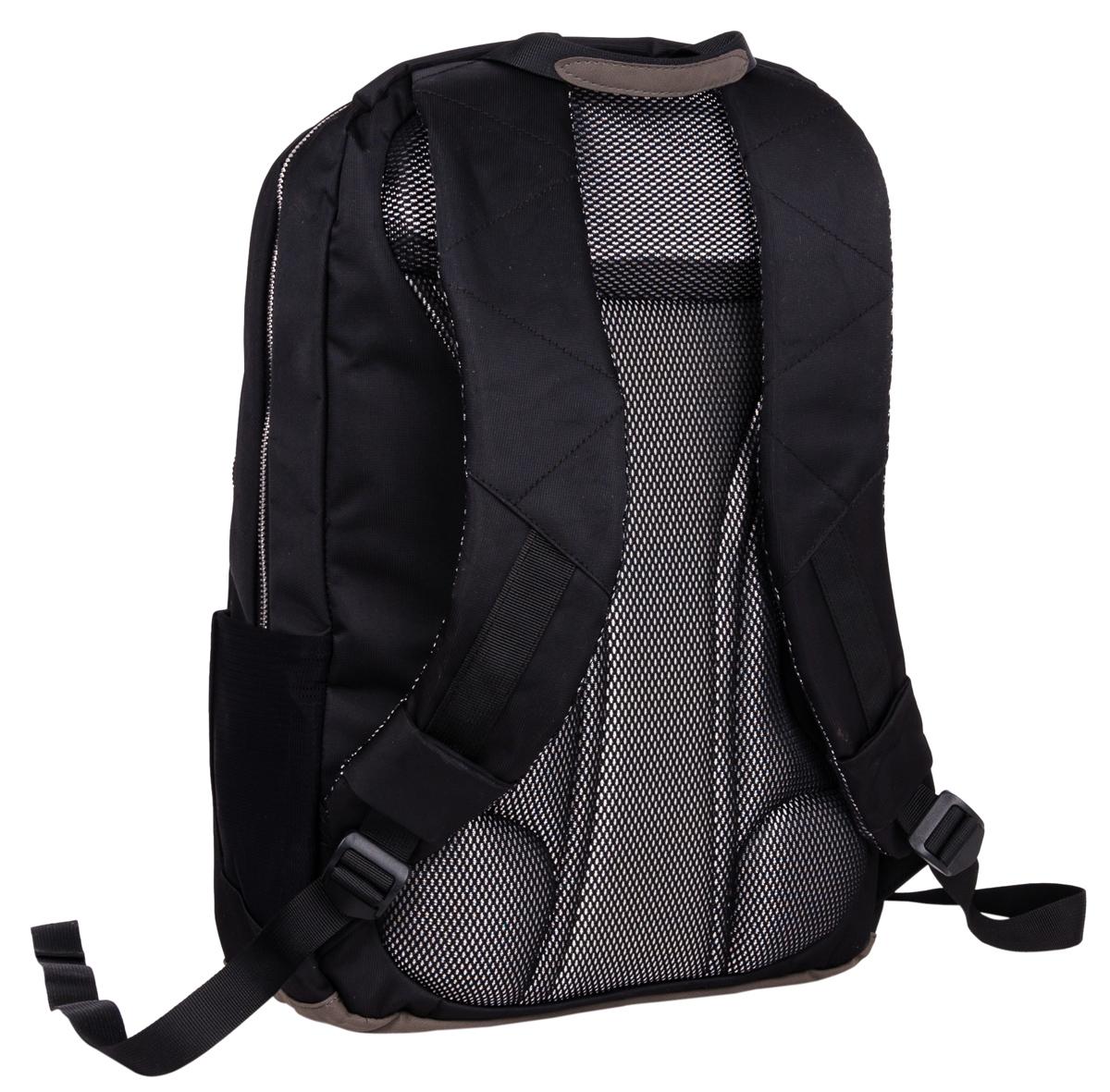 Рюкзак городской Polar, цвет: черный. 17,5л. 2226
