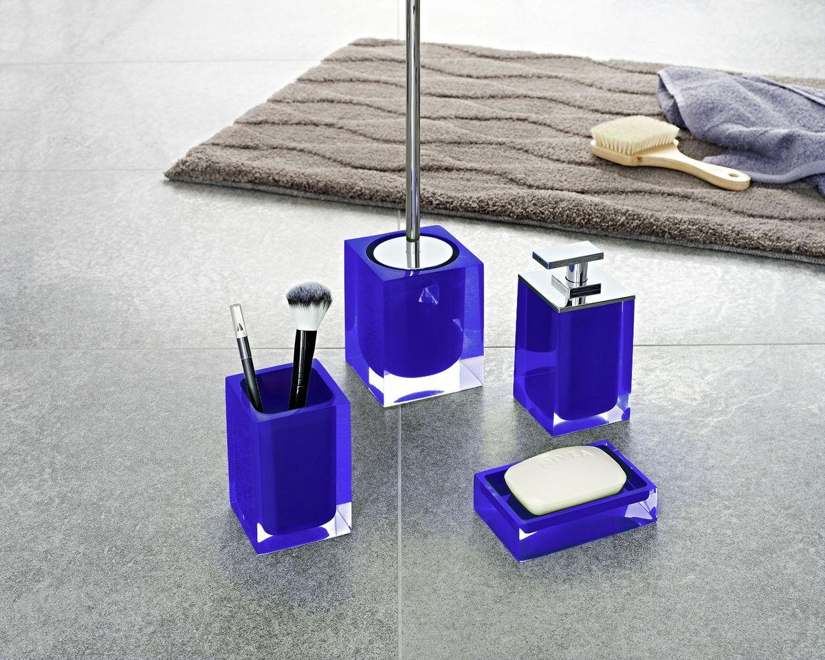 """Стакан для ванной комнаты Ridder """"Colours"""", цвет: синий"""