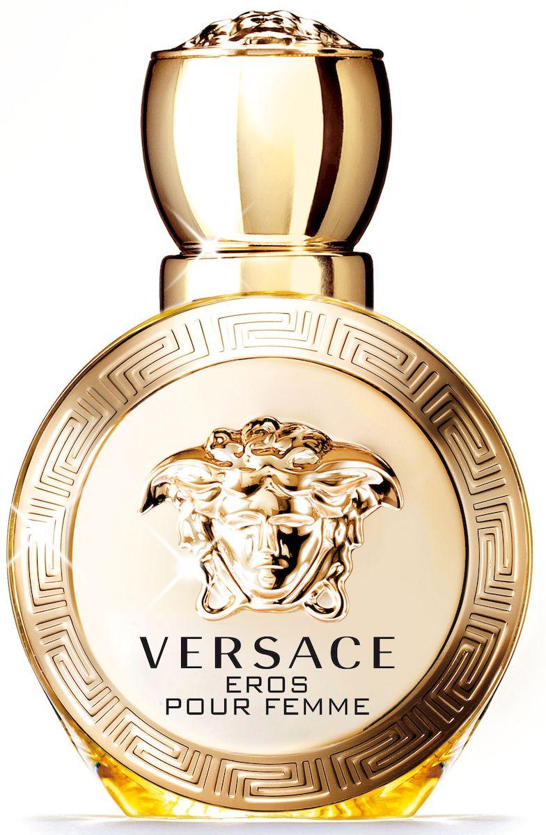 Versace Парфюмерная вода Eros Pour Femme, женская, 50 мл
