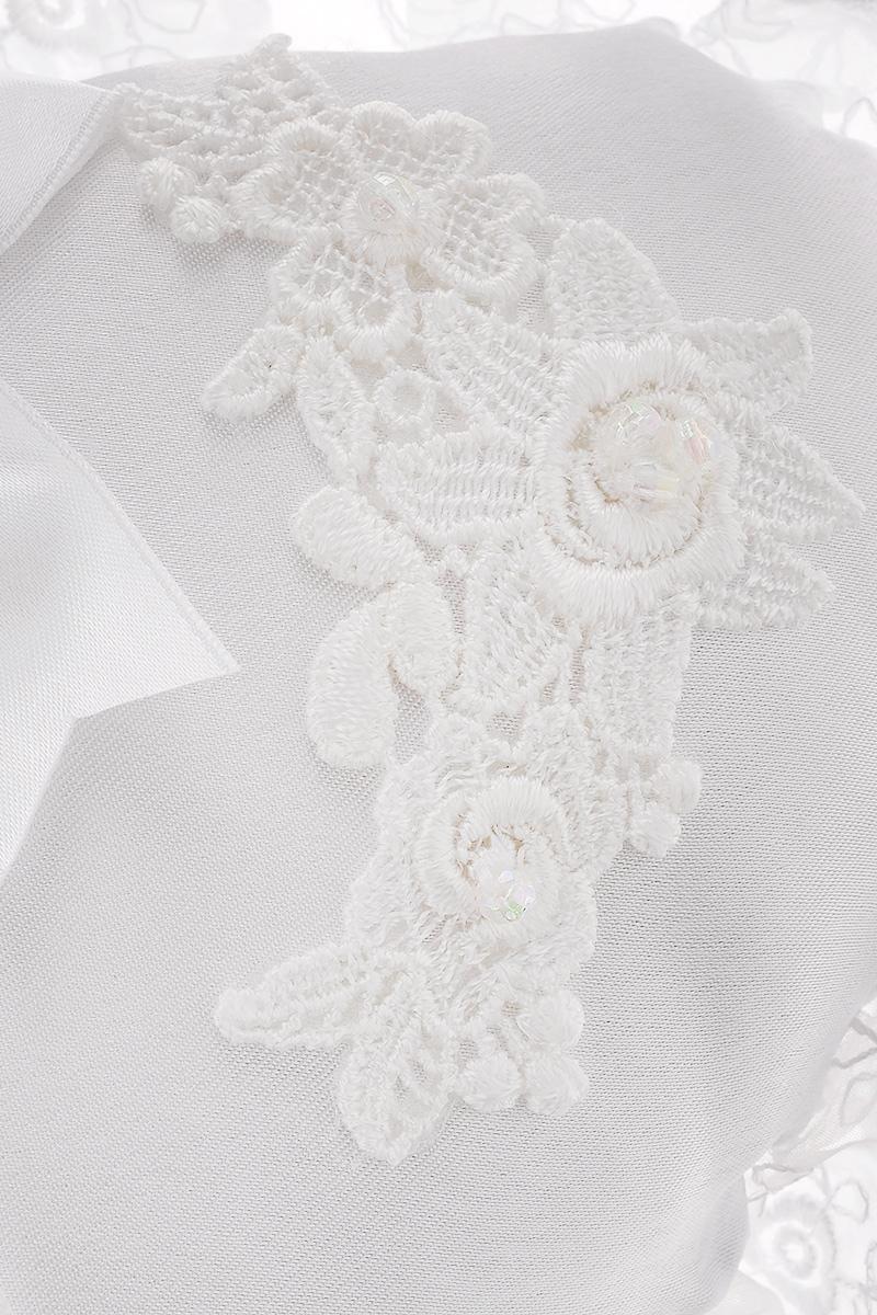 "Подушечка для колец Bianco Sole ""Свадебная"", 30 х 30 см"