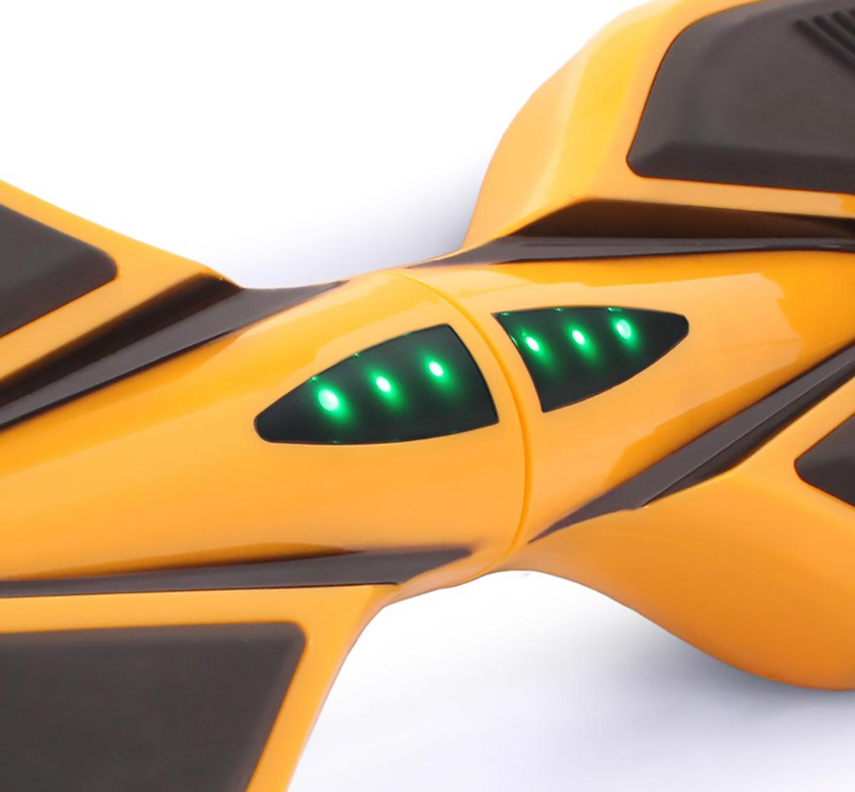 """Гироскутер Hoverbot """"A-12 (H-2)"""", цвет: желтый"""