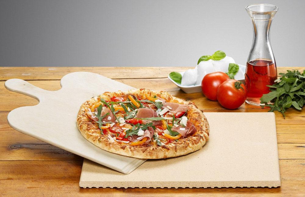 Rommelsbacher PS 16, Beige камень для пиццы
