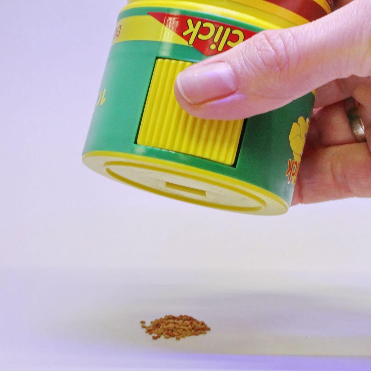 """Корм JBL """"NovoGranoMix mini"""" для маленьких рыб, в форме смеси мини-гранул, 100 мл (42 г)"""