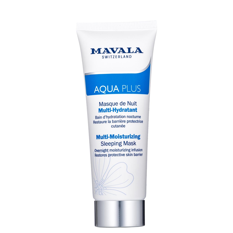 Mavala Активно Увлажняющий Ночная Маска Aqua Plus Multi-Moisturizing Sleeping Mask 75 мл