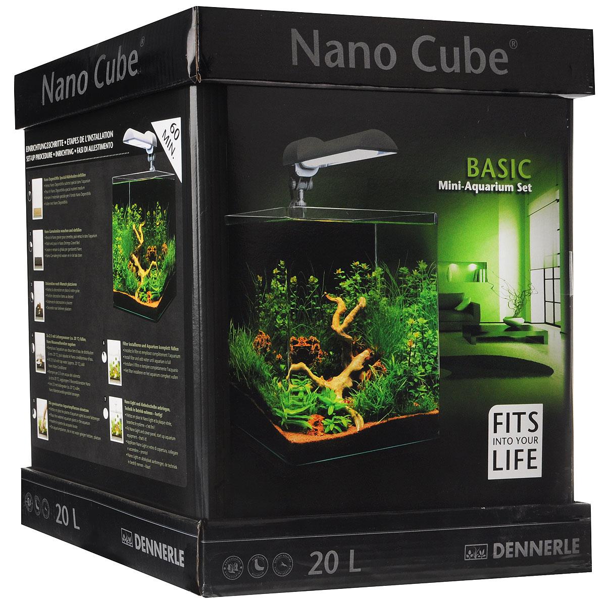 "Комплект Dennerle ""NanoCube Complete"", 20 л"