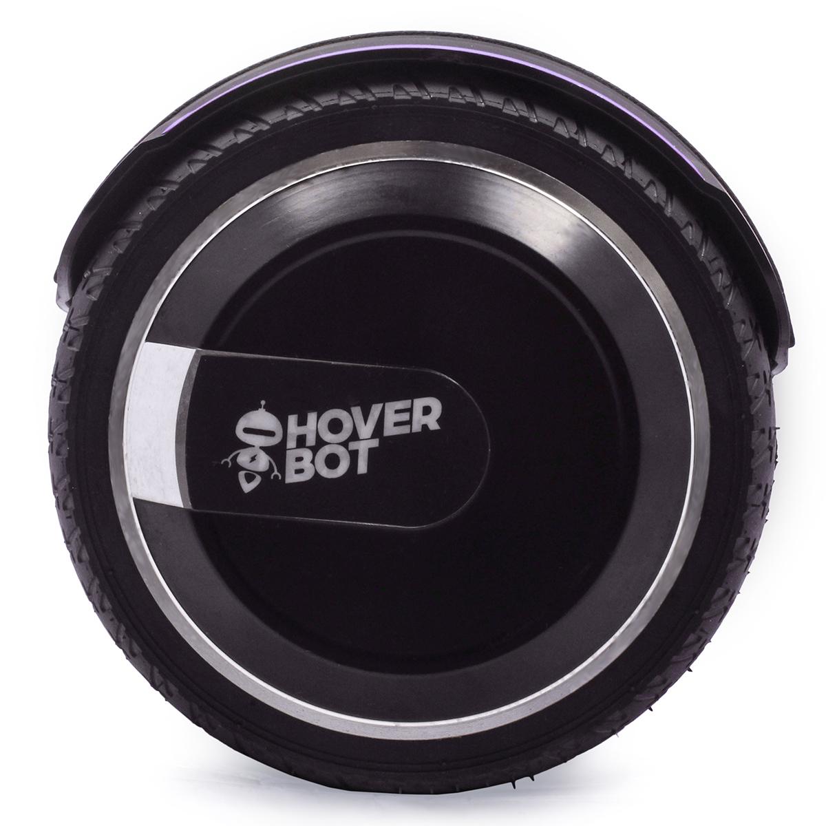 """Гироскутер Hoverbot """"A-6 Premium"""", цвет: чёрный, фиолетовый"""