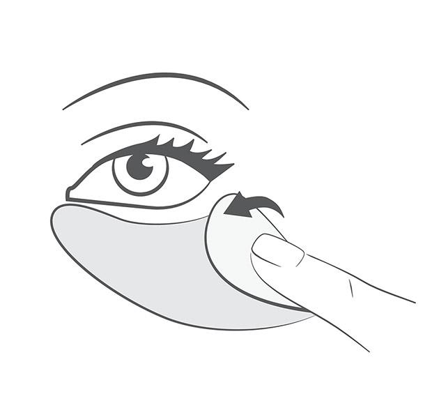Medskin Solutions Лифтинг-маска с морским минеральным комплексом для кожи вокруг глаз (упаковка 2-в-1) Liftergy Eye