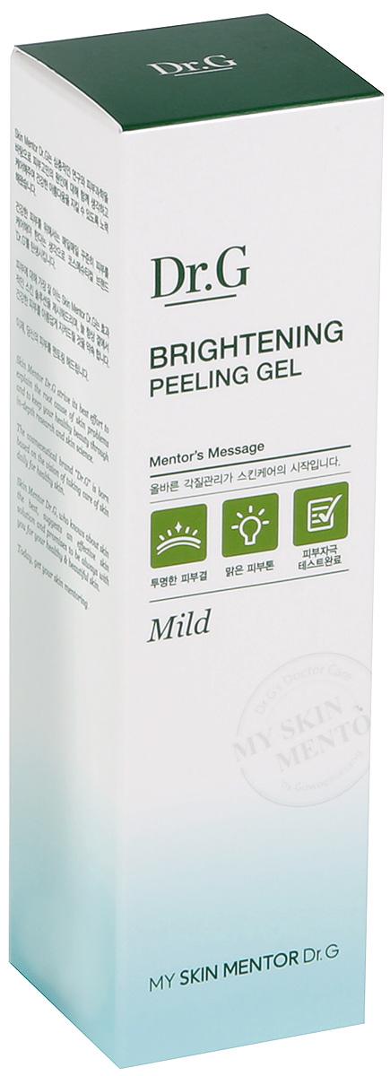 Dr. G Пилинг-гель отшелушивающий для яркости кожи Peeling, 120 мл (Dr.G)