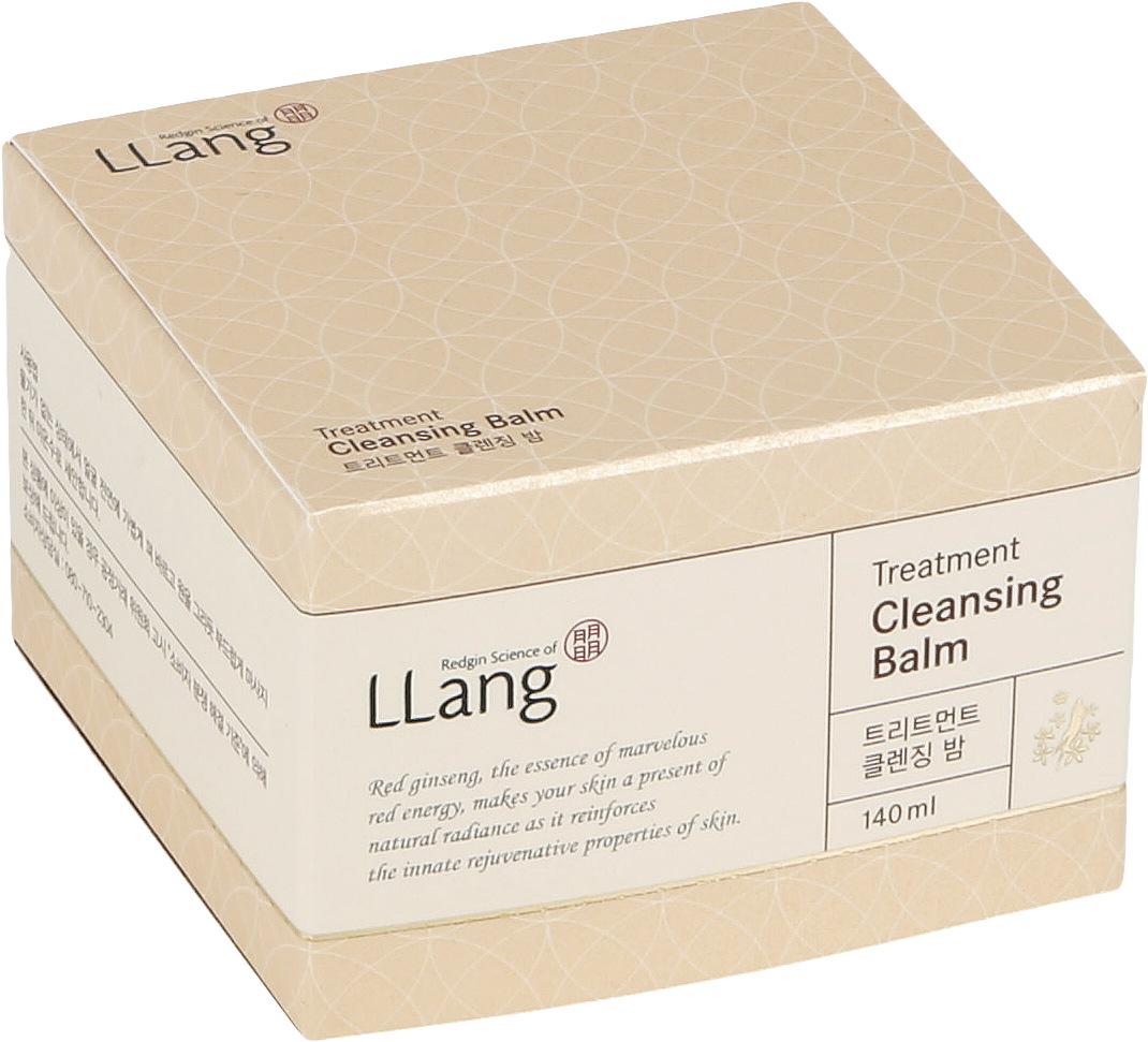 Llang Бальзам очищающий с экстрактом женьшеня, 140 мл