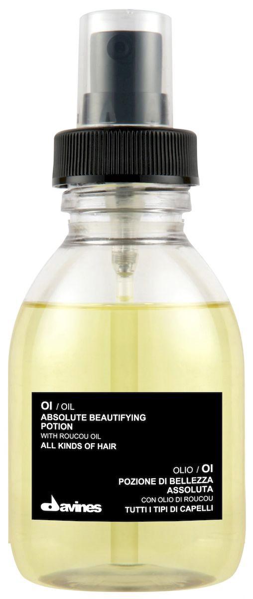 Davines Масло для абсолютной красоты волос Essential Haircare Ol Oil Absolute Beautifying Potion, 50 мл