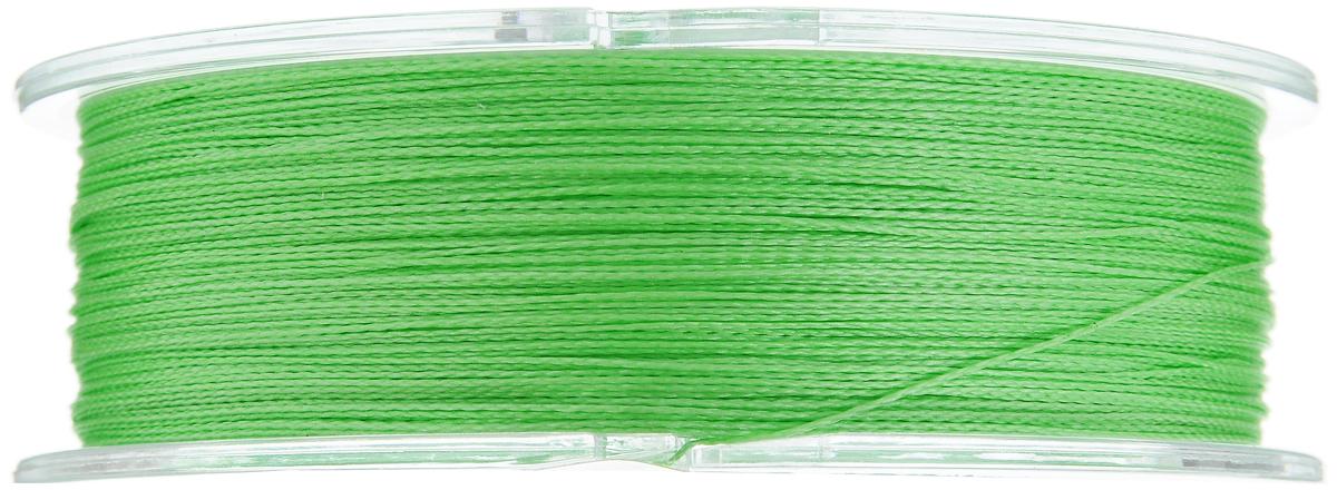 """Леска плетеная Allvega """"Ultimate"""", цвет: светло-зеленый, 135 м, 0,30 мм, 21,8 кг"""