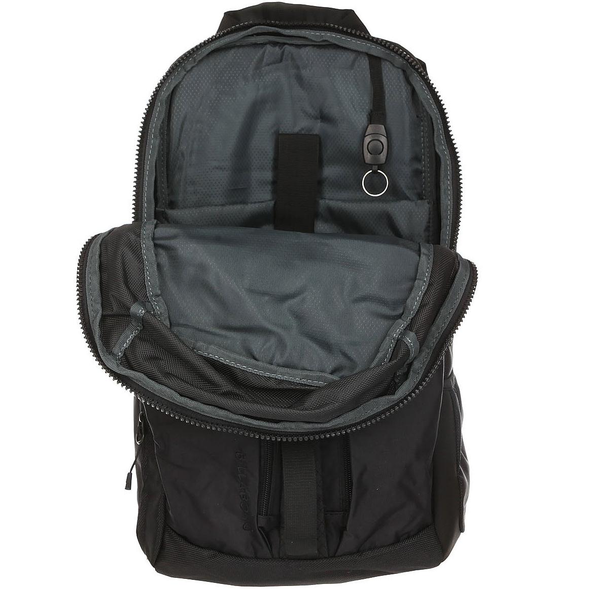 """Рюкзак городской мужской Billabong """"Vector Pack"""", цвет: ярко-черный, 30 л. Z5BP09"""