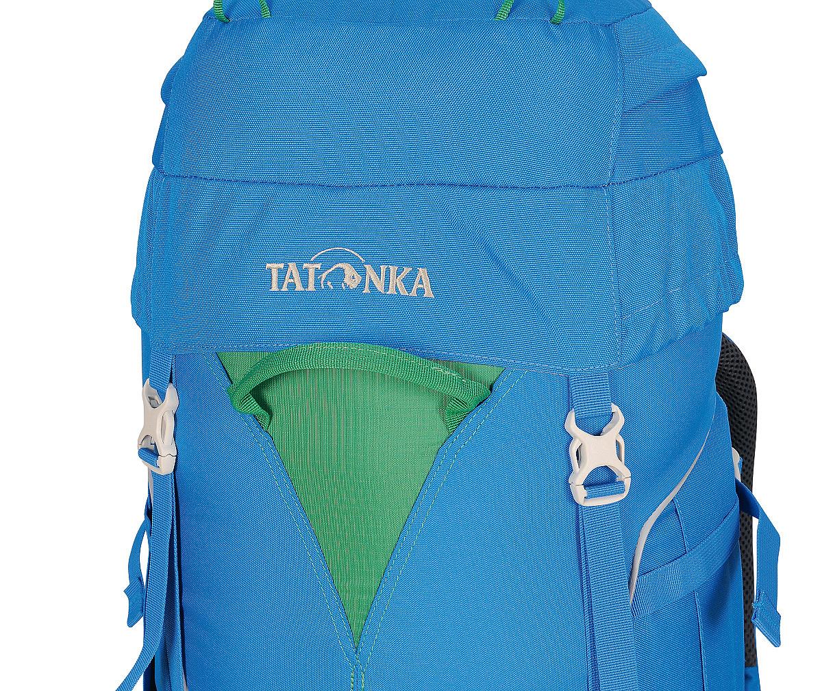 "Детский походный рюкзак Tatonka ""Yukon Junior"", цвет: синий, 27л"