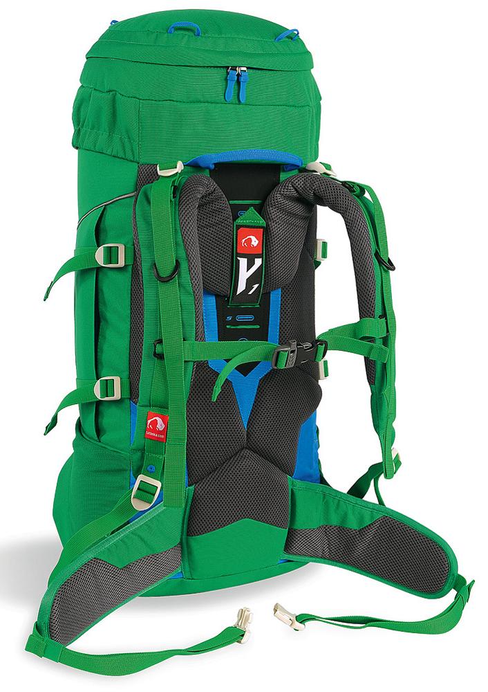 """Детский походный рюкзак Tatonka """"Yukon Junior"""", цвет: зеленый, 27л"""