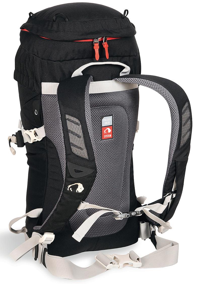 """Рюкзак для восхождений Tatonka """"Cima di Basso"""", цвет: черный, 22л"""