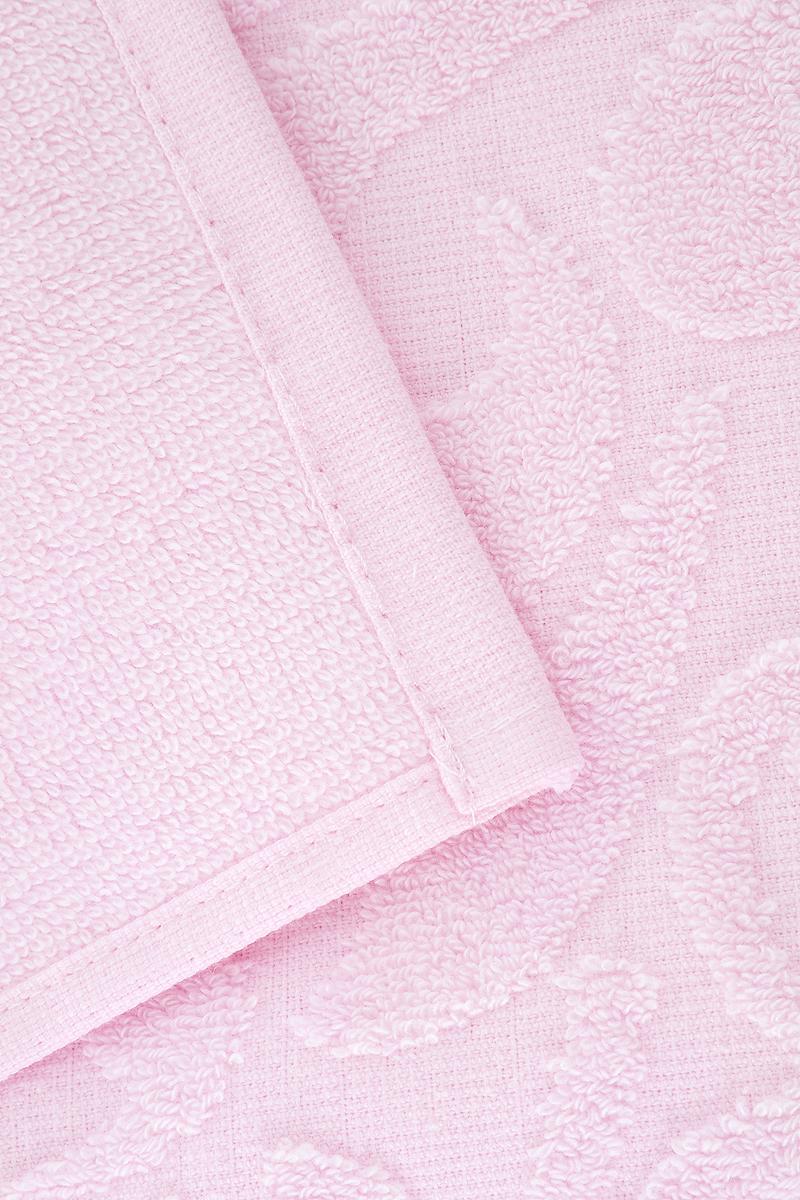 "Покрывало Issimo Home ""Valencia"", цвет: светло-розовый, 160 х 240 см"