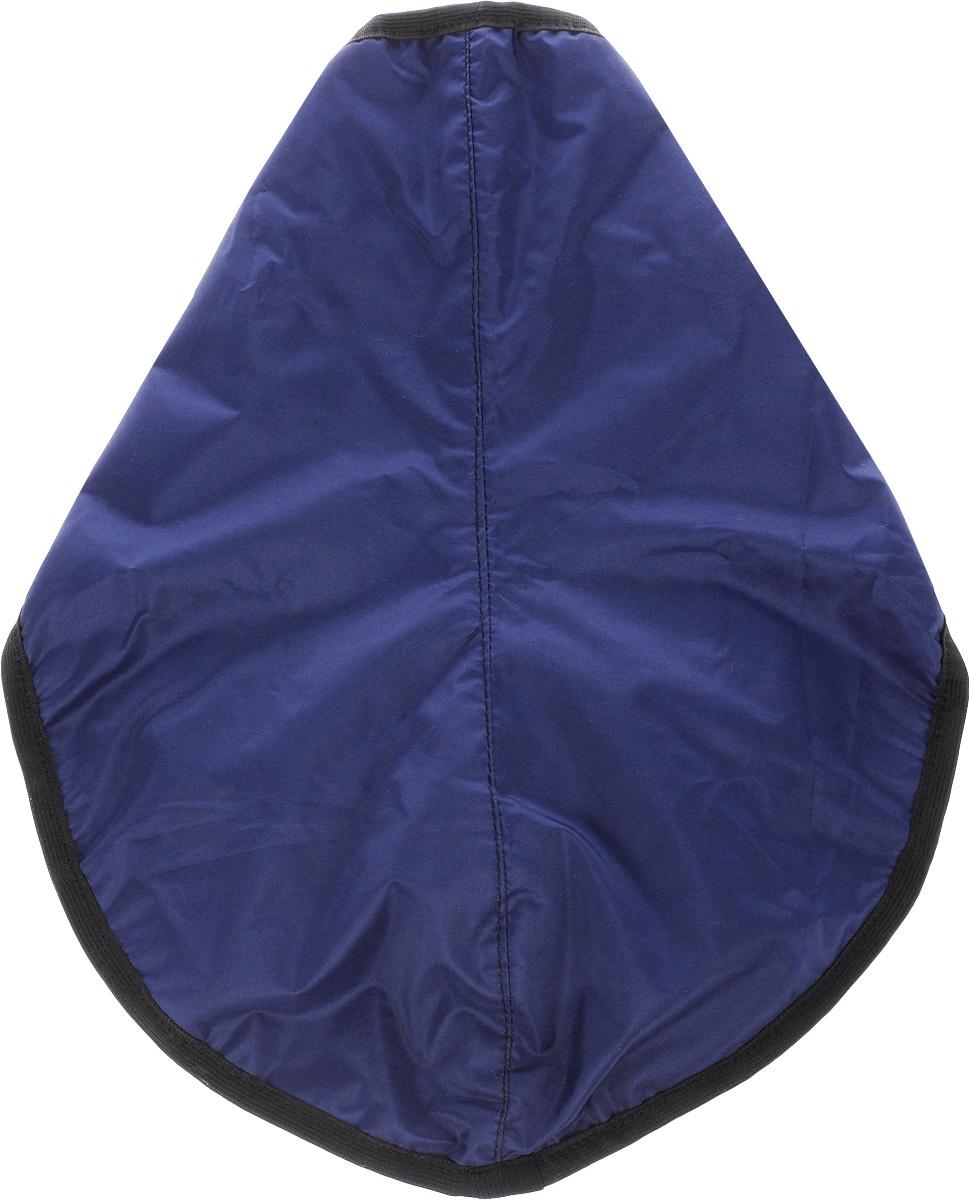 """Попона для собак """"ЗооМарк"""", цвет: синий, черный. Размер 3"""