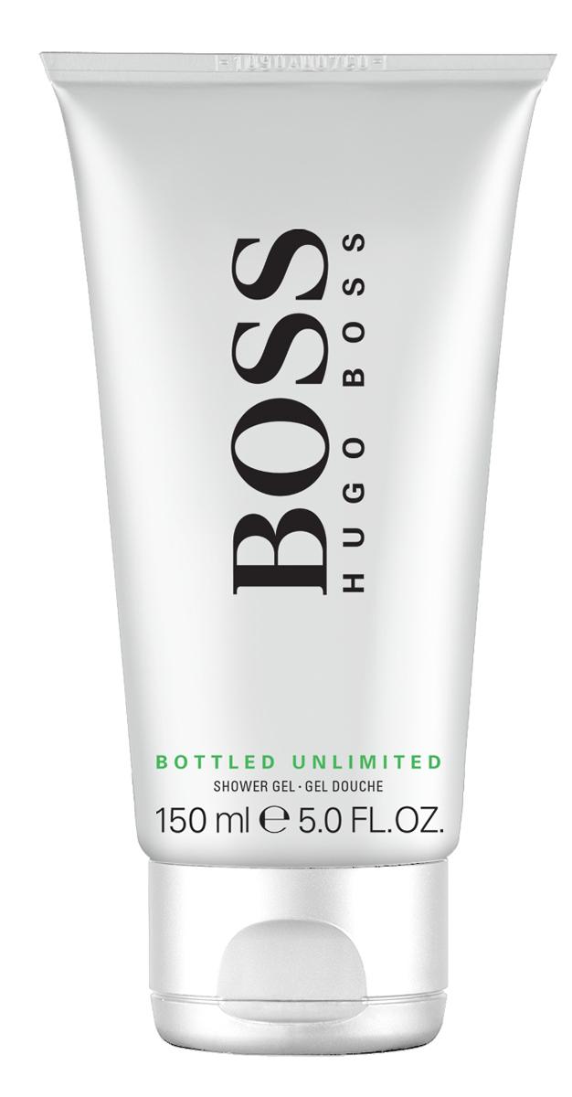 Hugo Boss Bottled Unlimited Гель для душа 150 мл