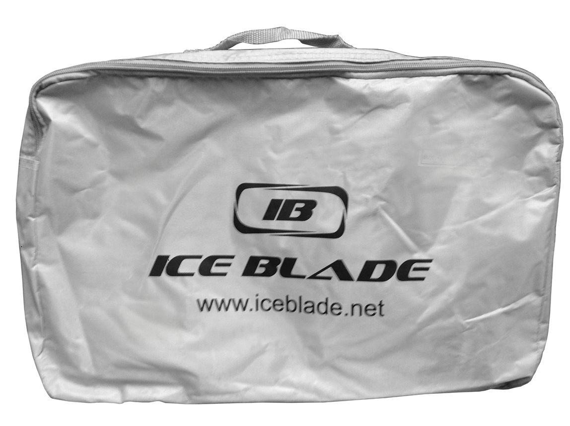 Коньки фигурные Ice Blade Todes, цвет: белый. УТ-00004985. Размер 30