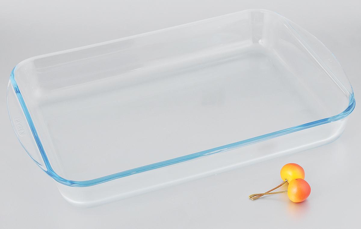 """Форма для запекания """"Pyrex"""", прямоугольная, 40 х 27 см"""