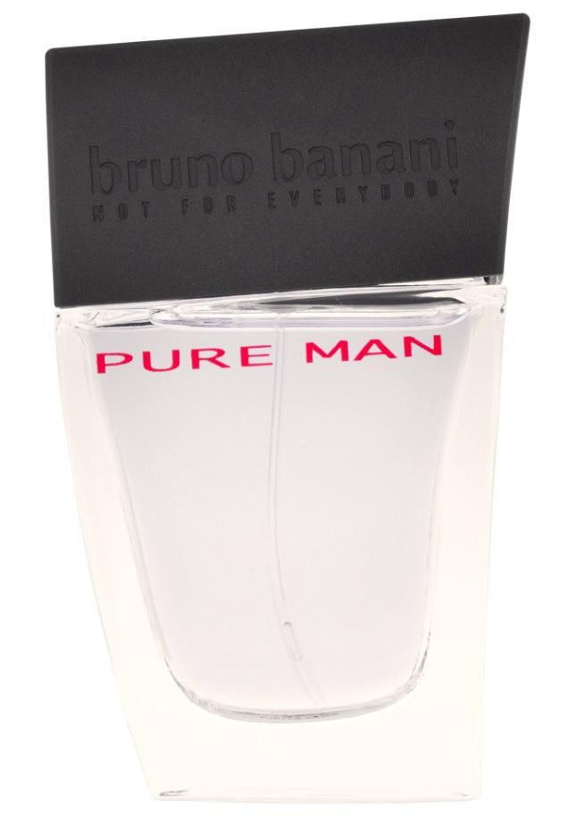Bruno Banani Pure Man Туалетная вода 30 мл (новая упаковка)